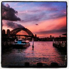 Sydney Harbour Bridge   I want to see the fireworks over this bridge on New Years one day