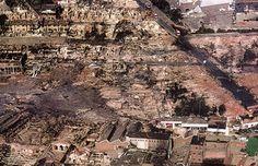 Vuurwerk ramp Enschede 13 mei 2000