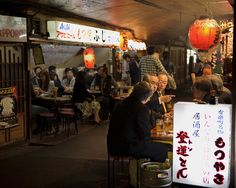 Yurakucho: The Tokyo neighborhood that hasn't changed since WWII.