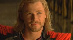 """Yeah, I had the third """"Thor is my boyfriend"""" dream the other night and it's Thor!  Not the actor but the red cape, hammer wielding Thor!  What the heck is wrong with me?"""
