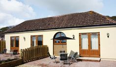 Single bedroom cottage, suitable for those with mobility problems