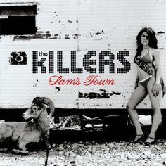 The Killers - Sams Town Album Art by Anton Corbijn The Killers, Brandon Flowers, Lps, Dark Wave, Pochette Album, Estilo Rock, When You Were Young, This Is Your Life, Best Albums