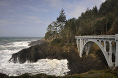 Hwy 101, Pacific Northwest