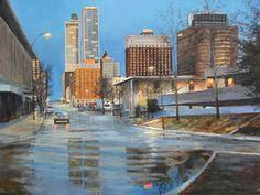 Tulsa's heart, in art - TulsaPeople - April 2013 - Tulsa, OK