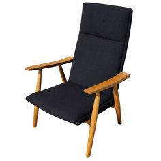 GE-260A High Back Lounge Chair by Hans Wegner for Getama 3.4K