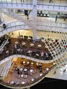 Compare & Save on Cheap Hotel Deals - HotelsCombined Shopping Mall Architecture, Shopping Mall Interior, Retail Interior, Mall Design, Retail Design, Architecture Concept Drawings, Interior Architecture, Shoping Mall, Atrium Design