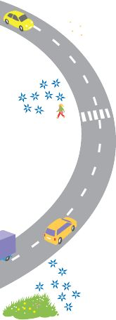 Knep och knåp - Skriv ut och färglägg - Trafikkalendern