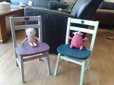 Sweet little kids chairs :)