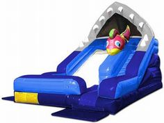 Find Shark Escape Slide? Yes, Get What You Want From Here, Higher quality, Lower price, Fast delivery, Safe Transactions, All kinds of inflatable products for sale - East Inflatables UK