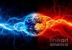 Planet Earth Apocalypse #Apocalypse #earth # nasa #planet #abstract
