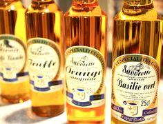 Huiles, vinaigres, moutardes, sels, poivres et épices de la marque Soripa à Saint-Étienne !