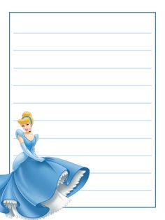 """Cinderella - Project Life Journal Card - Scrapbooking ~~~~~~~~~ Size: 3x4"""" @ 300 dpi. This card is **Personal use only - NOT for sale/resale** Logo/clipart belongs to Disney. *** Click through to photobucket for more versions of this card ***"""