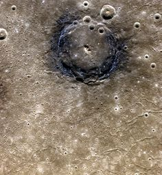 A Toast to Dear Old Poe - From Planet Mercury by NASA Goddard Photo and Video, via Flickr
