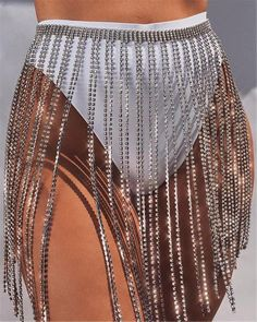 Our Crystal Skirt Collection Is Growing ✨ Adjustable at the top so it is suitable for various body types. Festival Looks, Rave Festival, Festival Wear, Festival Fashion, Rave Outfits, Fashion Outfits, Ibiza Outfits, Indie Fashion, Music Festival Outfits