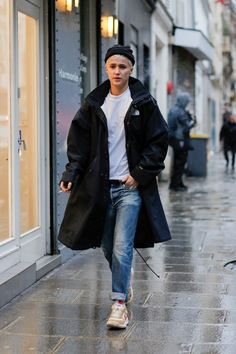 Streetfashion Paris Menswear FW2018, Day 04