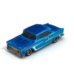 Lwo 1955 Chevy - 3D Model