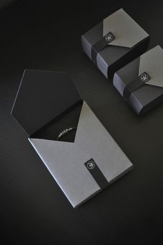 Packaging of the World: Creative Package Design Archive and Gallery: WELFE Jewelry by Aik Chin Teoh (Student Work)