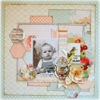A Project by *Romy* from our Scrapbooking Gallery originally submitted 03/07/12 at 01:28 PM
