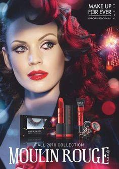 Image result for Make up forever advertising