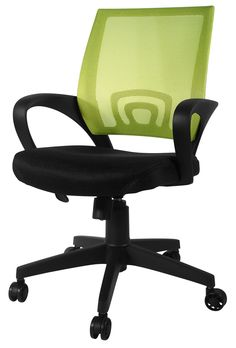 http://executiveofficespaceforyou.com/executive-offices/ #Green Mesh #Office #Chair