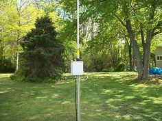 All Band multiband HF VHF Vertical antenna Ham Radio Amateur on eBay!