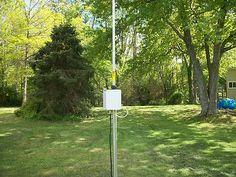 All Band multiband HF VHF Vertical antenna Ham Radio Amateur