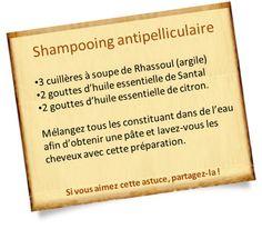 Shampooing antipelliculaire : Recettes efficaces et naturelles