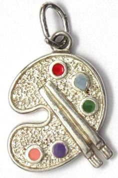 Vintage Sterling Silver Charm