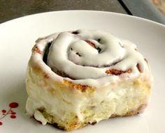 Gluten-Free Cinnamon Rolls. Unreal.