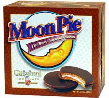 Can't stop thinking about...moonpies. Must make moderately healthy version.