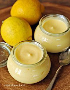 Przepis na prosty lemon curd