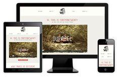 fourtyonetwenty - responsive web design