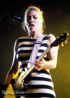 Kim Gordon--Sonic Youth
