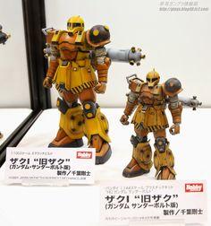 GUNDAM GUY: Hobby Japan Booth Display @ Chara: C3 x Hobby 2014 (Japan) [Part 2]