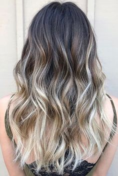 Blonde and brown hair color has been trendy for so many years already. Today that color blend seems iconic, but there are so many new and very beautiful ideas to consider. You will love them for sure!