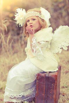Nashville Angel Kiss  JennCadyPhotography of GiannaDeSilvio
