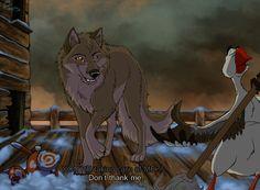 Balto Anime by EmberWolfsArt on deviantART