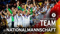 The #DFBTeam have been named the @LaureusSport World Team of the Year!