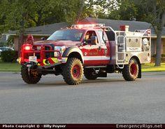 Wildland Fire Trucks   ... Wildland Sam Bass Fire Department Emergency Apparatus Fire Truck Photo