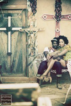 Inas & Antonio Engagement by Andrew Thomas Clifton, via 500px