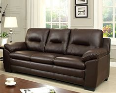 Furniture of America Stewart Leatherette Sofa, Brown Furniture of America http://www.amazon.com/dp/B00S0NCMXC/ref=cm_sw_r_pi_dp_J2rbvb1ZC3KM0