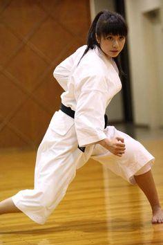 Women that's in martial arts!!!!
