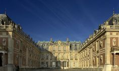 Palace of Versailles in Paris, France