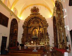 Capilla de San Onofre, uno de los rincones con encanto que nuestro hotel te recomienda visitar en #Sevilla. HM