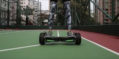 New Samsung-powered hoverboard won't blow up (says its designer) http://cnet.co/21Fw1KF