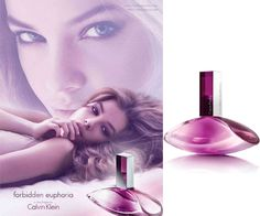 Calvin Klein Euphoria Forbidden #fragrances