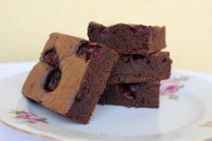 Brownies s višnjama