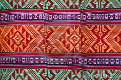 thai textiles fabric - Google Search