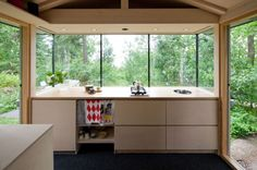 City cottage : mini-maison typique