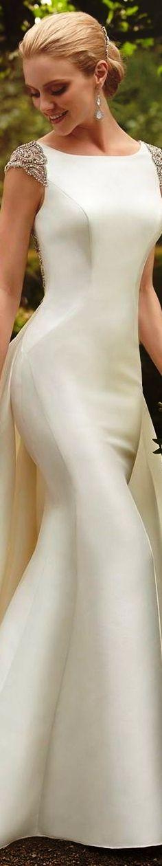 Martina Liana Bridal Spring 2017